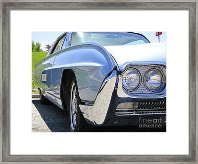 1963 Ford Thunderbird Limited Edition Landau Framed Print