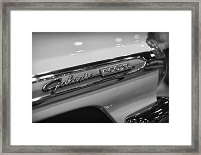 1964 Ford Galaxie 500 Xl Framed Print by Gordon Dean II