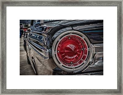 1964 Ford Framed Print by James Woody