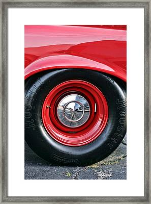 1964 Plymouth Savoy Framed Print