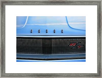 1966 Dodge Coronet Rt Framed Print