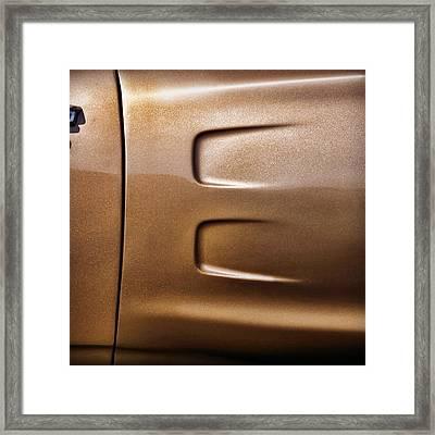 1968 Dodge Coronet Rt Framed Print