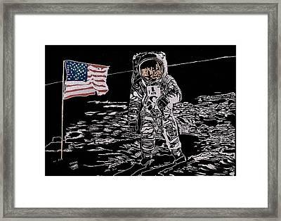 1969 Framed Print by Jim Ross