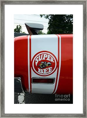 1970 Dodge Super Bee 1 Framed Print