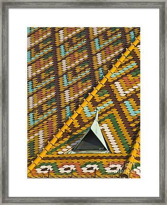 Top Framed Print by Odon Czintos