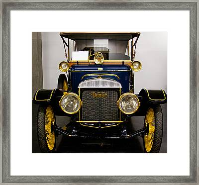 1913 Daimler Type 20 Touring Car Framed Print by David Patterson