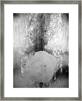 Abstract Framed Print by Mary Sullivan
