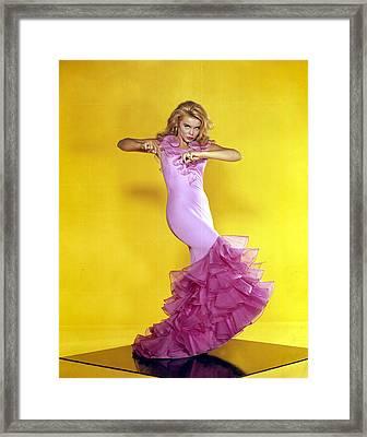 Ann-margret, 1960s Framed Print
