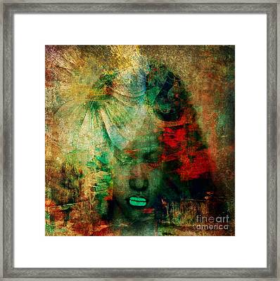 Another Story Framed Print by Fania Simon