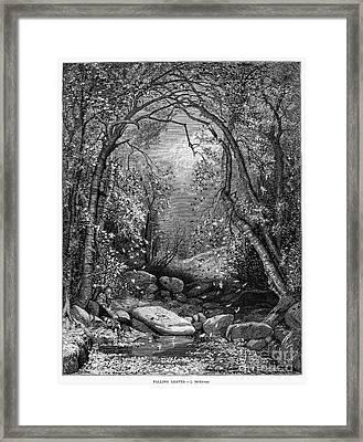 Autumn, 1873 Framed Print