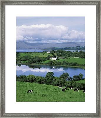 Bantry Bay, Co Cork, Ireland Framed Print by The Irish Image Collection