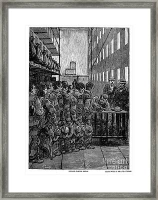 Blackwells Island, 1876 Framed Print by Granger