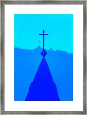Medjugorje Framed Print