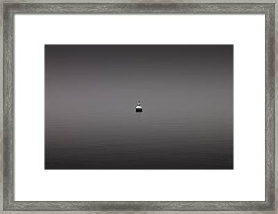 Buoy Framed Print by Joana Kruse