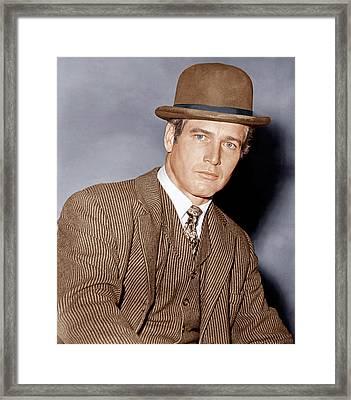 Butch Cassidy And The Sundance Kid Framed Print by Everett