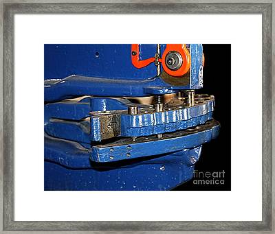 C120 Framed Print by Tom Griffithe