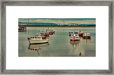 Calm Waters Framed Print by Trevor Kersley