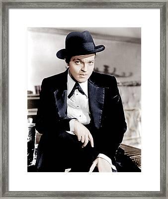 Citizen Kane, Orson Welles, 1941 Framed Print by Everett