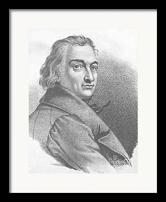 Claude Berthollet Framed Prints