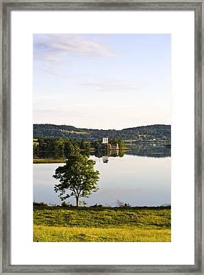 Doe Castle, County Donegal, Ireland Framed Print