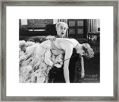 Duchess Of Buffalo, 1926 Framed Print by Granger