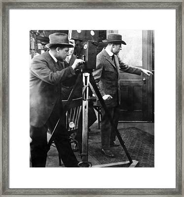 D.w. Griffith (1875-1948) Framed Print by Granger