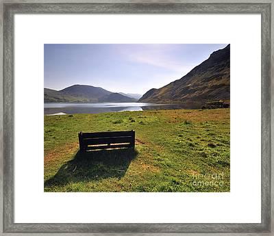 Ennerdale Cumbria Framed Print