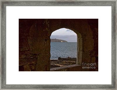 Falmouth Harbour  Framed Print