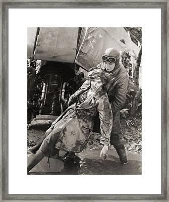 Film Still: Transportation Framed Print by Granger