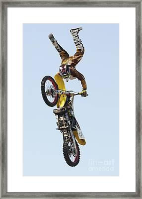 Fmx Extreme Framed Print