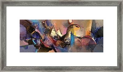 Follow The Dream Framed Print by Ognian Kuzmanov