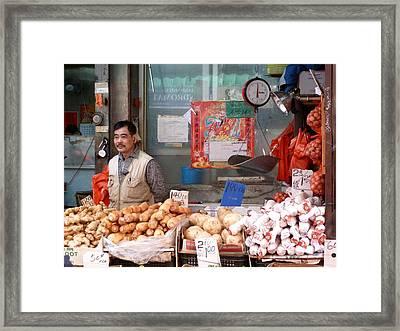 2 For 1 Dollar Framed Print by Steve Breslow
