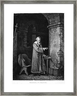 Galileo Galilei (1564-1642) Framed Print