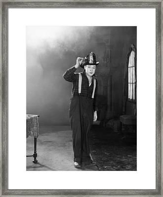 Harry Philmore Langdon Framed Print by Granger