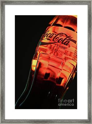 It's In The Formula Framed Print by Scott Allison