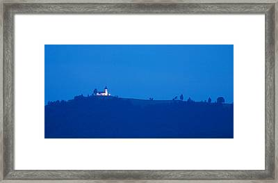 Jamnik Church Of Saints Primus And Felician Framed Print by Ian Middleton