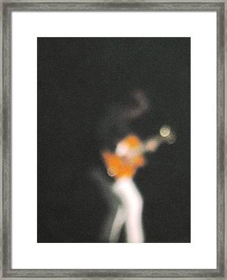 Joe Bonamassa-2 Framed Print by Todd Sherlock