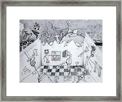 Loganville Framed Print by Dan Twyman