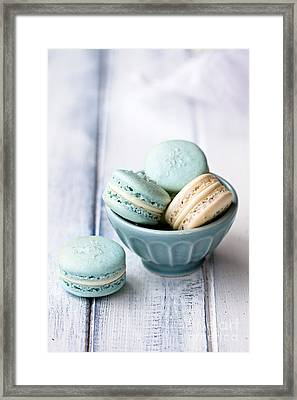 Macarons Framed Print by Ruth Black
