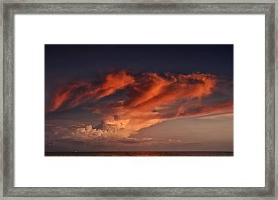 Madeira Beach Framed Print by Mario Celzner
