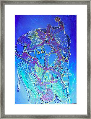 Mama Africa Framed Print by Gloria Ssali