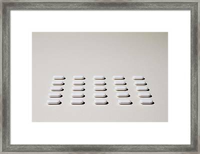 Medica Still Life Framed Print by Stephen Smith
