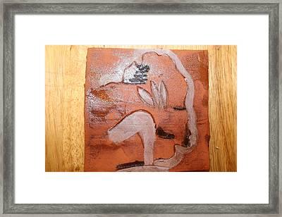 Mirabel - Tile Framed Print