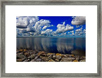 Mother Natures Beauty Framed Print by Doug Long