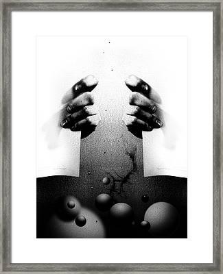 No Title  Framed Print