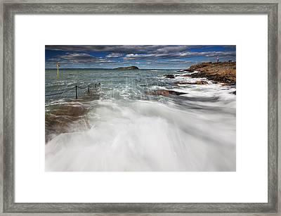 North Berwick Framed Print by Keith Thorburn LRPS AFIAP CPAGB