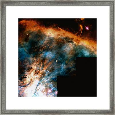 Orion Framed Print by Stocktrek
