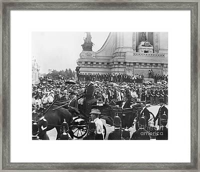 Pan-american Expo, 1901 Framed Print by Granger