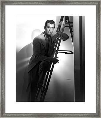 Robert Taylor, 1930s Framed Print by Everett