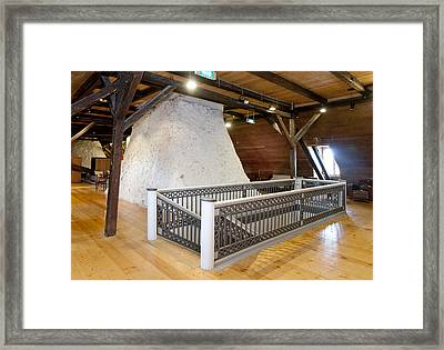 Sagadi Manor In Estonia Framed Print